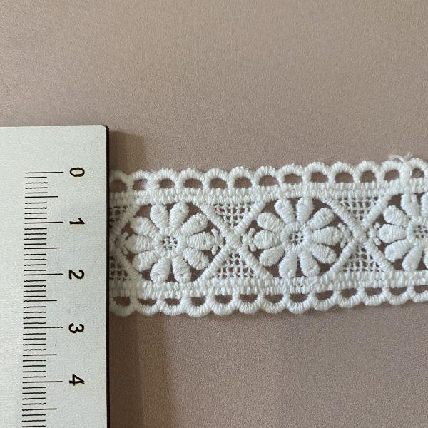Кружево макраме 3 см (кр0001)